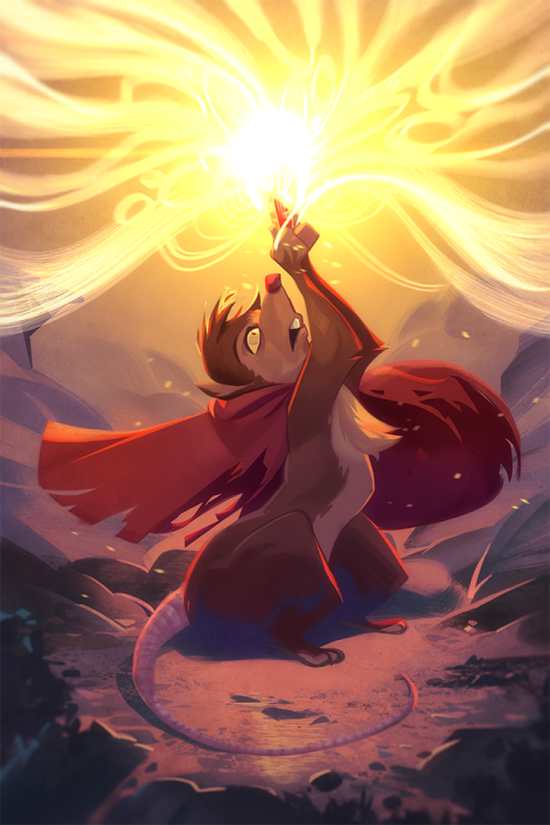 Secret of NIMH by Powersimon!