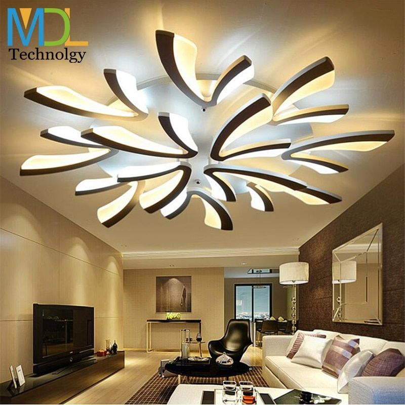 Find More Chandeliers Information About Led Chandelier Lights For Living Room Light Bedroom Dining Room Lighting Chandelier In Living Room Living Room Lighting