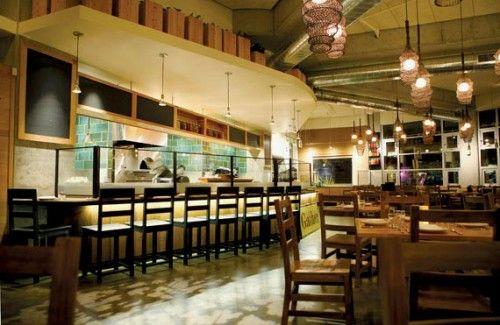 Restaurant Design : Gather by Nicole Sillapere   Interior Design Ideas, Tips