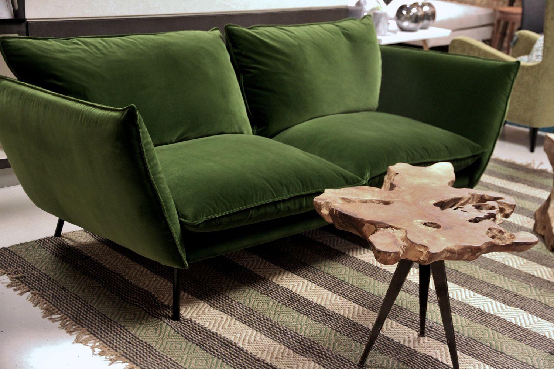Deco De Novembre Chez Moa Interieur Le Buzz De Rouen Deco Canape Vert Canape Velours Vert Canape Vert