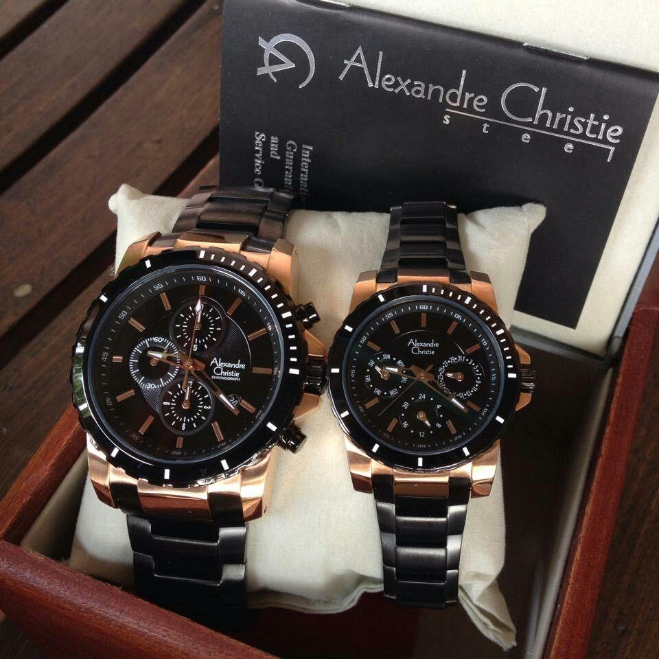 Kuingin memilikimu jam tangan Alexandre Christie 😊  b6b6072887