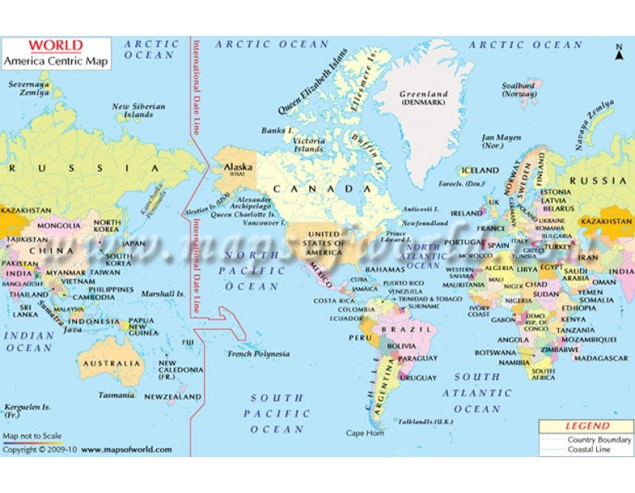 Buy america centric world map online world map pinterest map america centric world map america centric map gumiabroncs Image collections