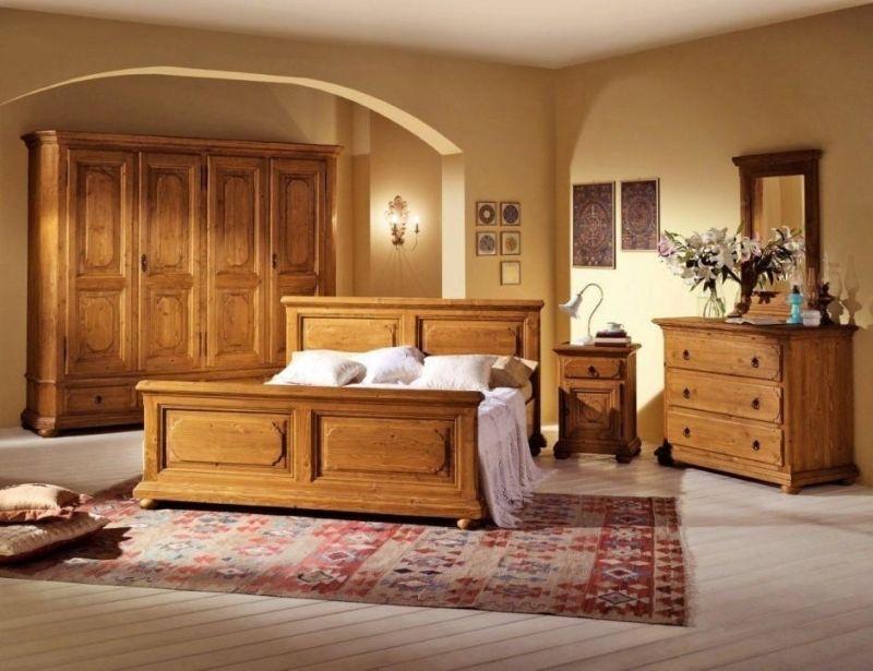 Schlafzimmermöbel Komplett Massiv Schlafzimmermöbel