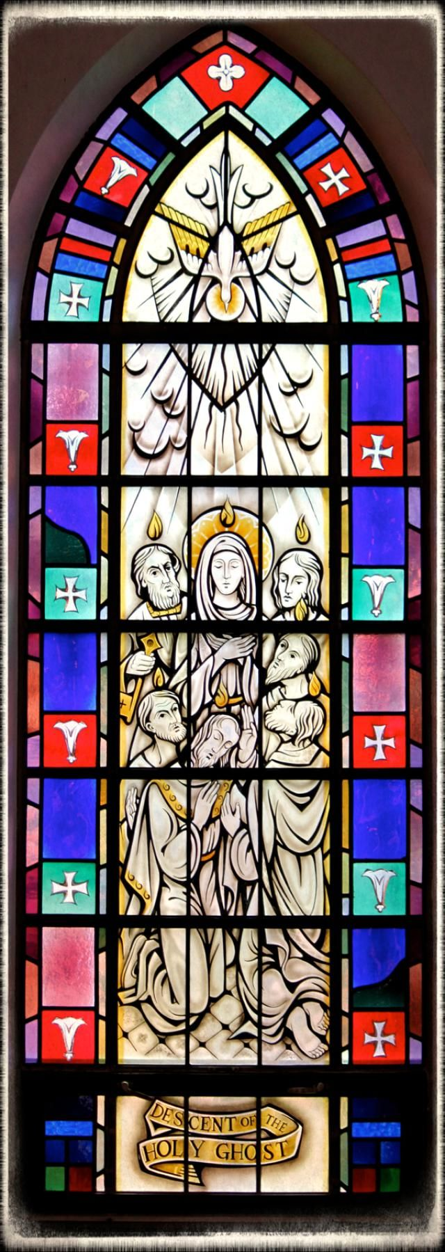 Everything You Need To Know About Pentecost In The Catholic Church Feast Of The Annunciation Pentecost Annunciation