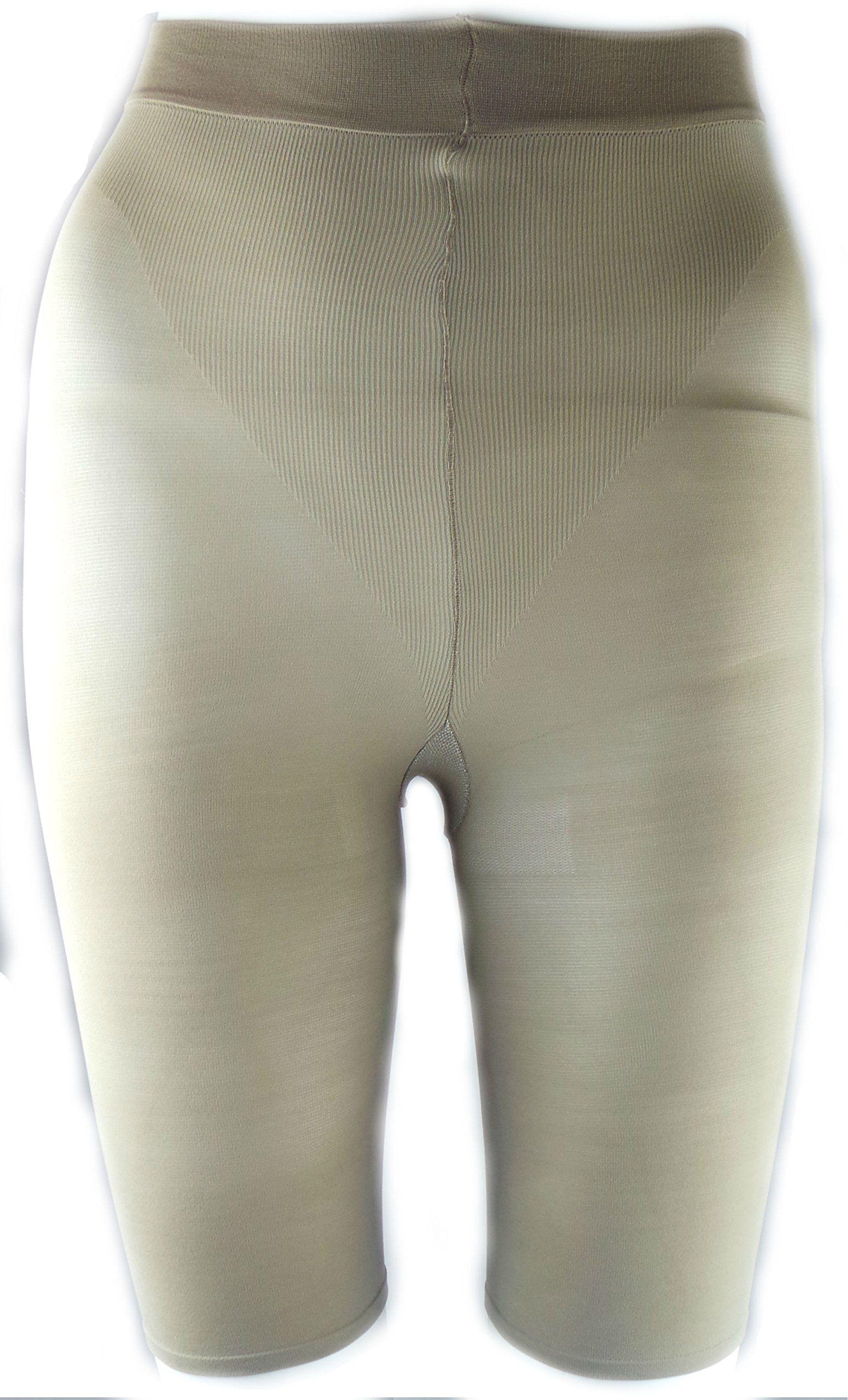 Rust lace bodysuit  Lueggs Above Knee Body Shaper Shapewear Beige Small  Nylon