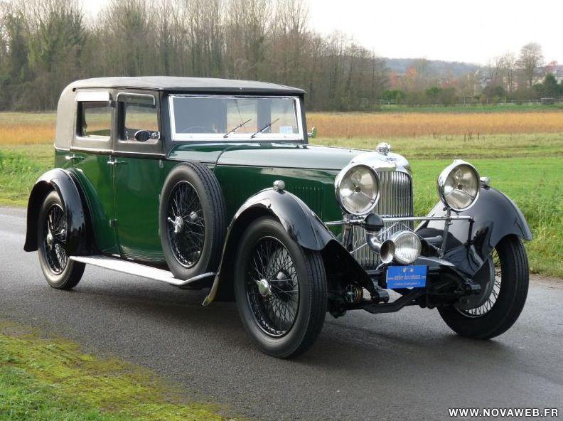 1932 Lagonda 3L Saloon