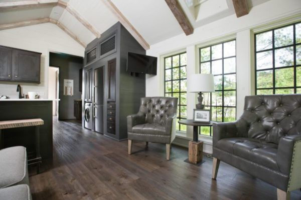 464 Sq Ft Low Country Tiny House Country House Interior Low Country Homes Small Country Homes