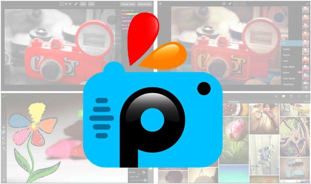 أفضل برنامج لتعديل الصور للاندرويد 2019 احسن 5 تطبيقات لتصميم الصور Photo Studio Edit My Photo Android Apps