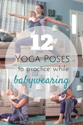 babywearing yoga best yoga poses for babywearing yoga
