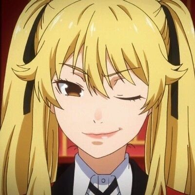 anime packs — midari ikishima (kakegurui) messy icons
