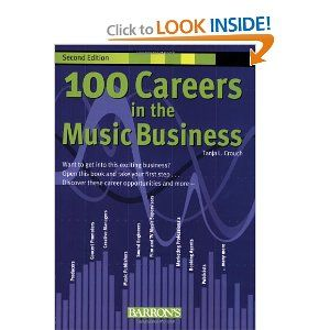 100 Careers In The Music Business Music Business Business Books Music Industry Business