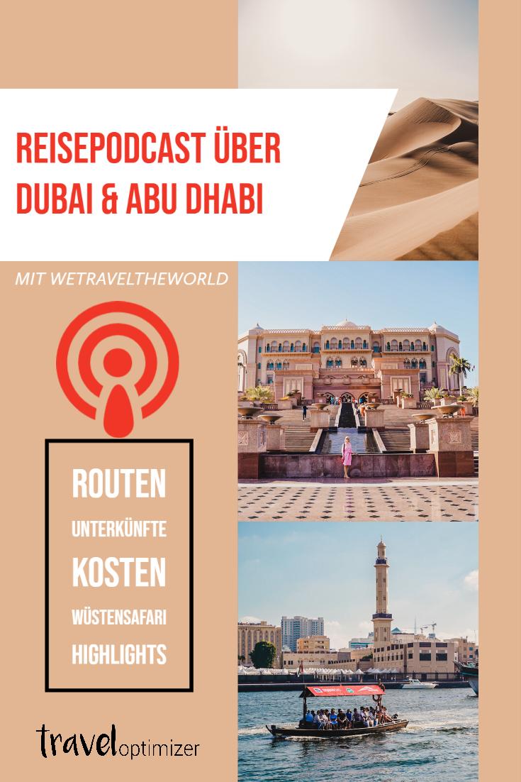 Dubai Abu Dhabi Oder Kombireise Sehenswurdigkeiten Karte Tipps In 2020 Reiseziele Abu Dhabi Dubai