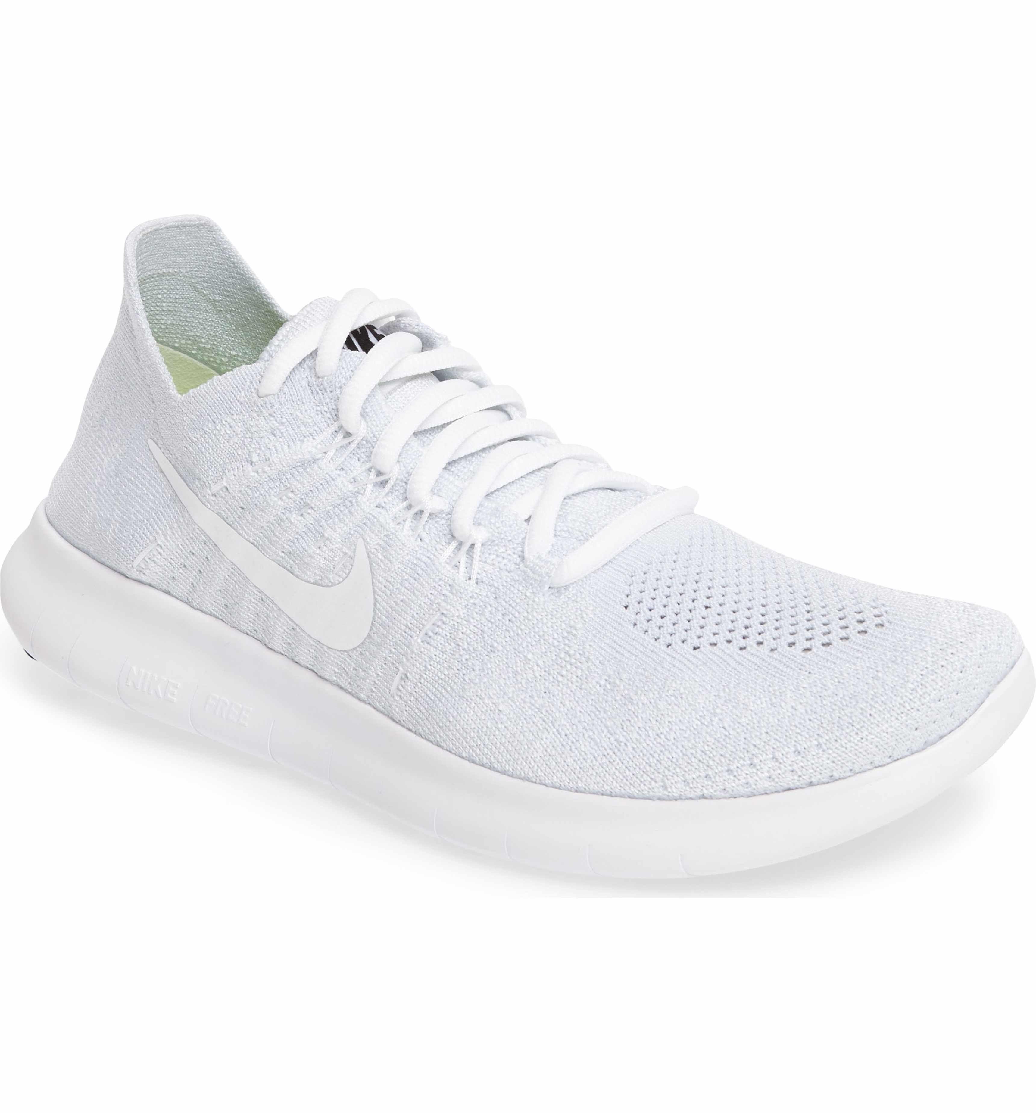 46be57c37b61 Main Image - Nike Free Run Flyknit 2 Running Shoe (Women)