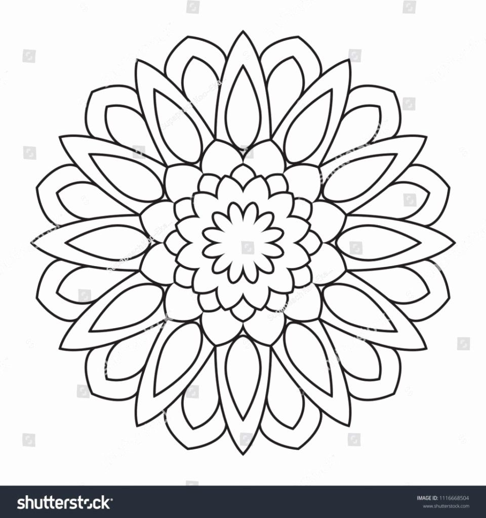 Flower Coloring Pages For Toddlers Awesome Coloring Inspiration Coloring Ideas Pagey Mandalas Mandala In 2020 Mandala Coloring Pages Mandala Coloring Coloring Pages