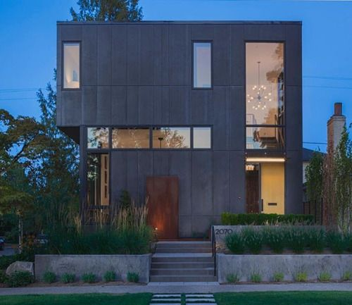 Madison Park Residence Designed By Capsule. Seattle Washington