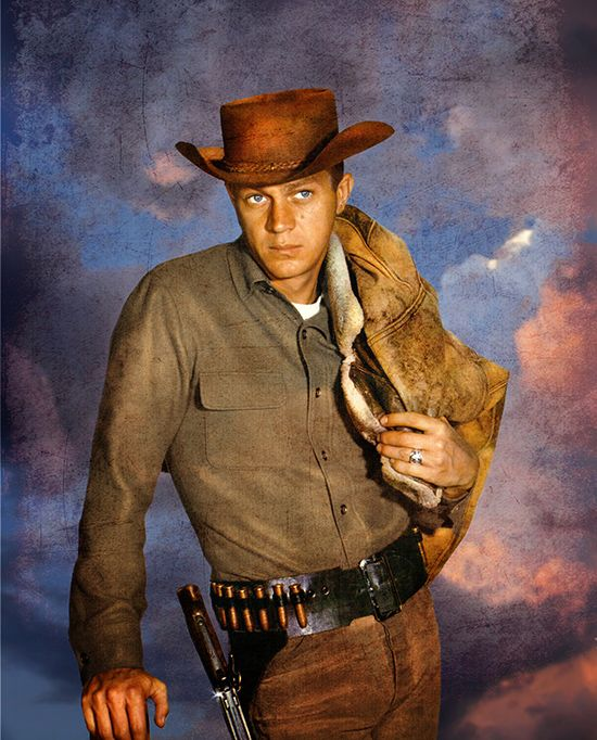 Steve Mcqueen Wanted Dead Or Alive Tv Series 1958 1961
