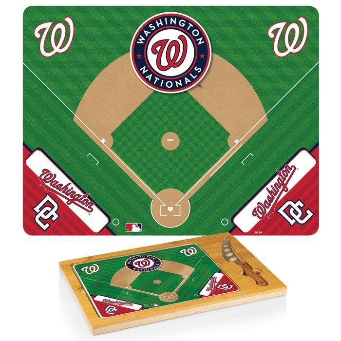 Washington Nationals Mlb Icon Cheese Board Toronto Blue Jays Philadelphia Phillies Cincinnati Reds