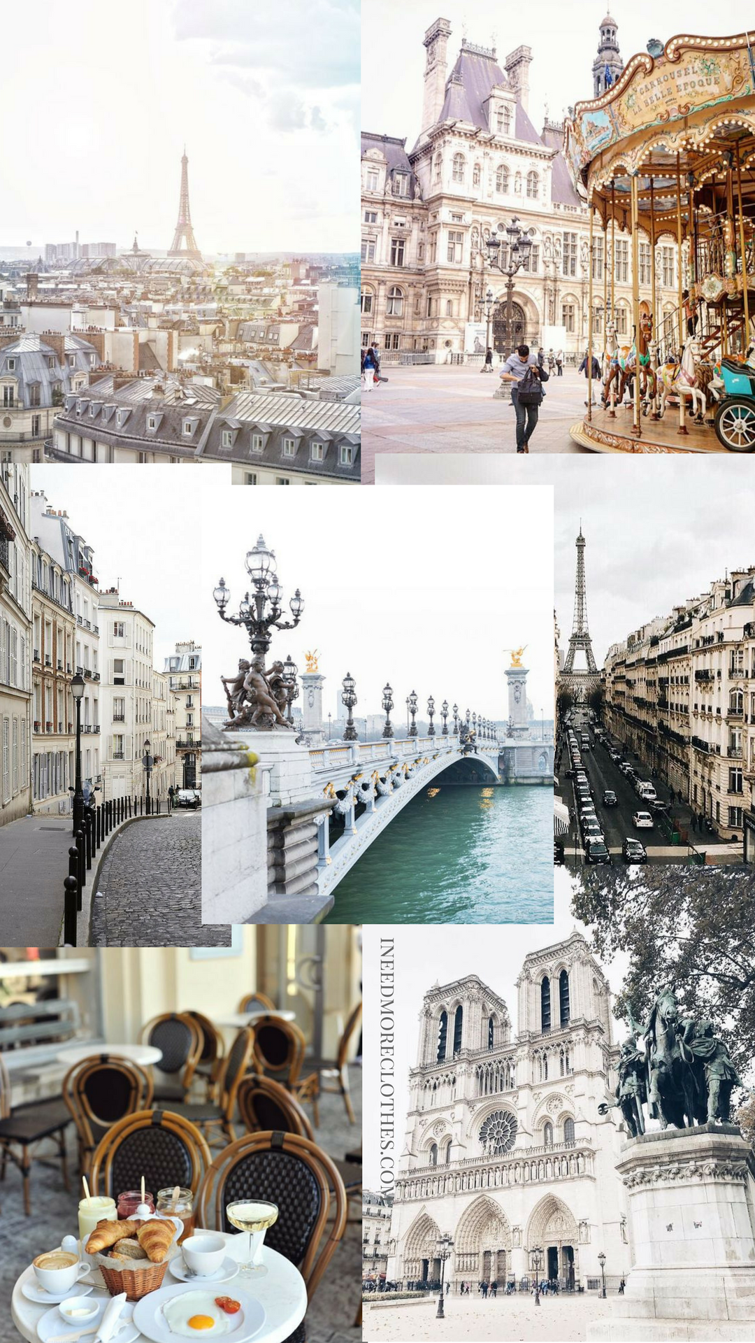 Loungewear Roundup (With images) Paris mood board, Paris