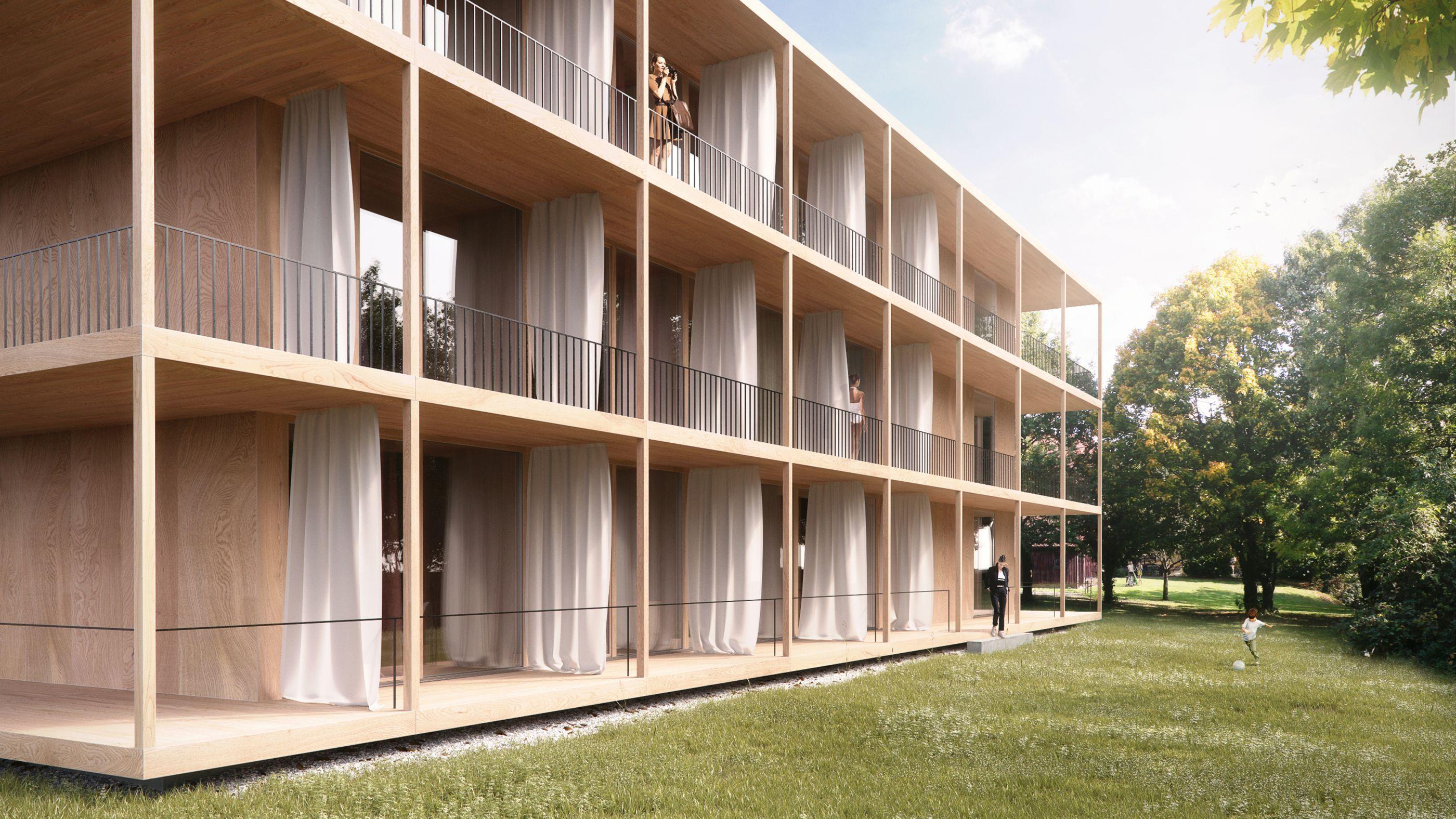 Architekten Konstanz hotel waldhaus jakob konstanz cukrowicz nachbaur architekten