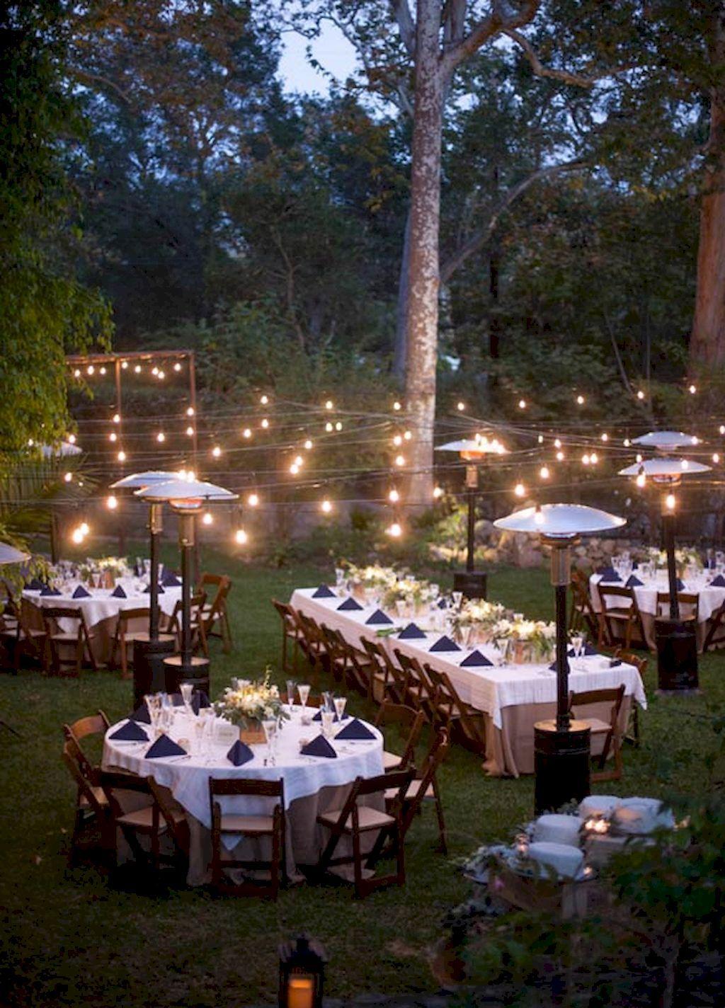 56 inexpensive backyard wedding decor ideas wedding weddings