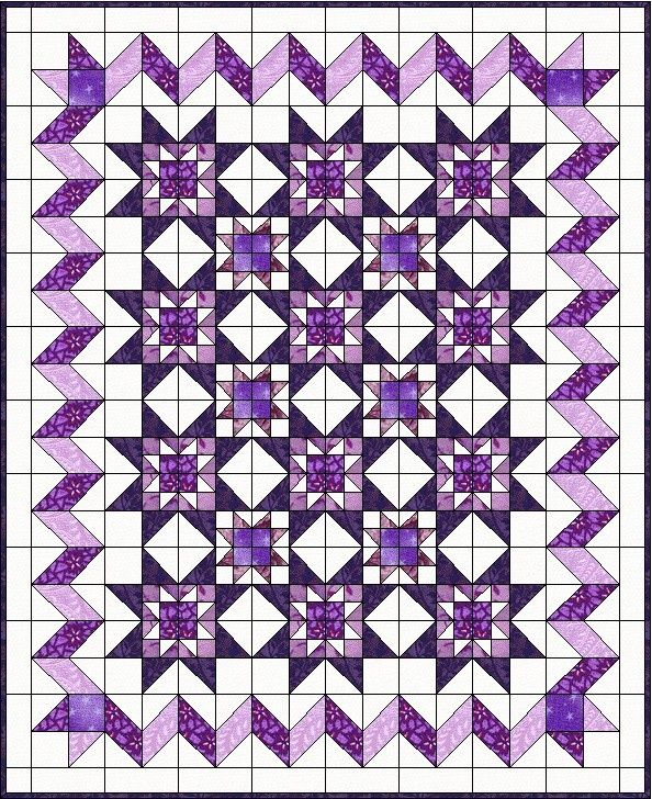 purple.. | Quilts | Pinterest | Purple, Quilt border and Patchwork : quilt border designs - Adamdwight.com