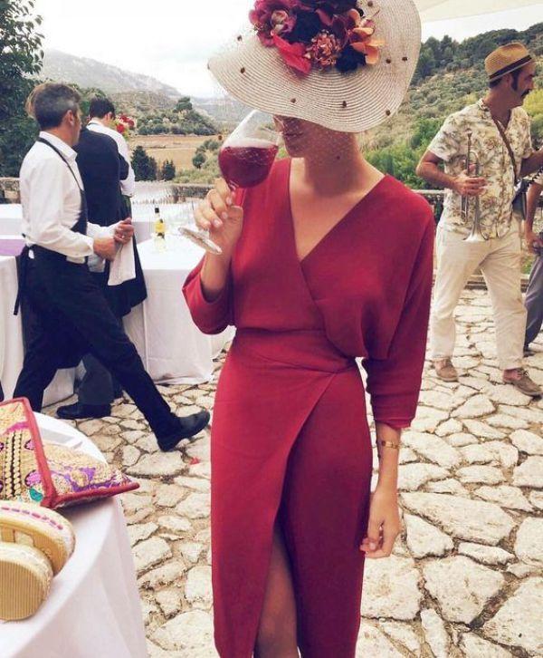 Vestidos de invitada de boda de dia