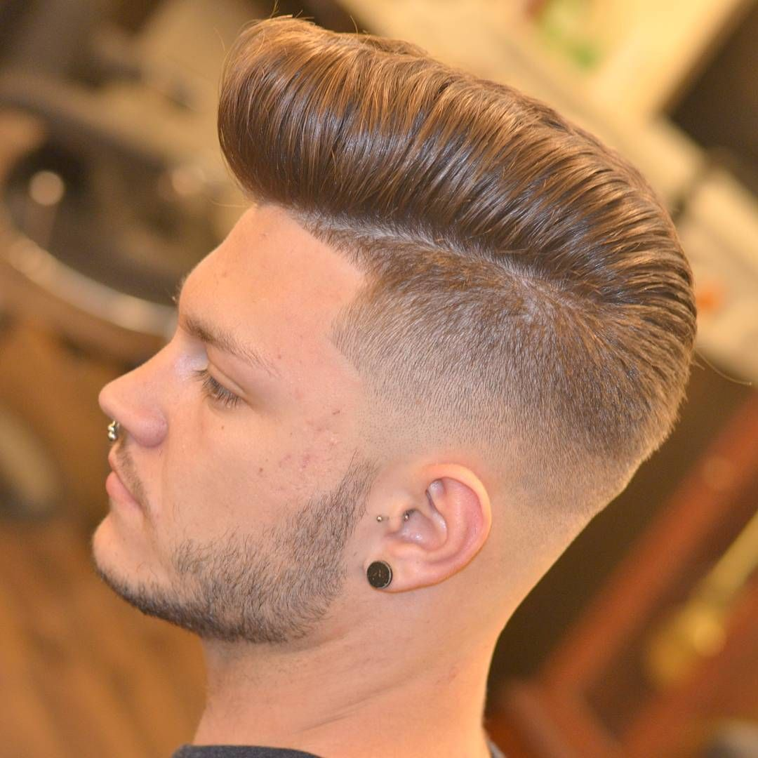 Mens With Cool Quiff Hairstyles For Short Hair Short Hairstyles