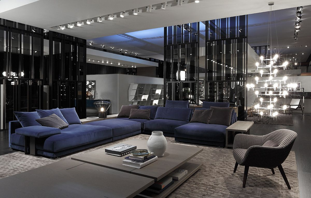 Poliform google poliform minotti interiors for Casa interni design