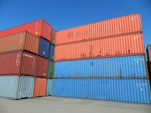 40 High Cube Steel Cargo Shipping Storage Container New Jersey NJ