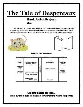 Despereaux book report