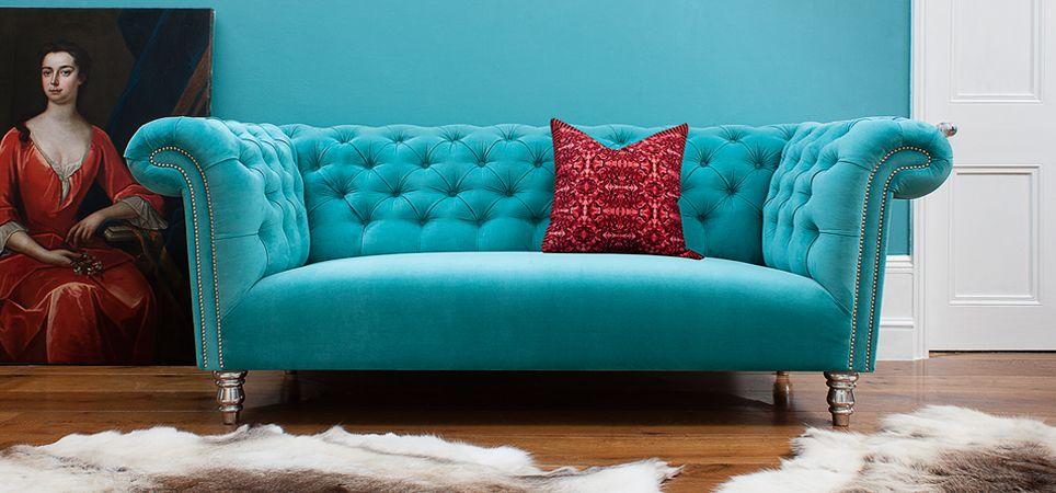 Home » Luxury Handmade Sofas From Bespoke Sofa London