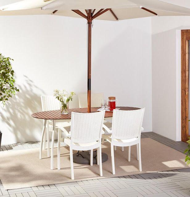 Balkon  und Terrassenmöbel von IKEA 2019   Terrassenmöbel ...