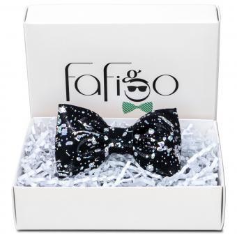 Magic Glitter, glitzernde Fliege  #Fafigo #Fliege #Querbinder #Herrenfliege #Gentleman #Accessoires #Männermode #Fashion