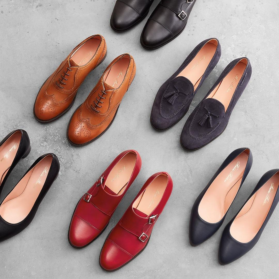 Loafers and monk straps and brogues, oh my. Brooks Brothers has a variety of menswear inspired shoes for wo… | Menswear inspired shoes, Shoe collection, Women shoes