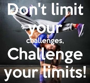 Don't limit your challenges. Challenge your limits. #meet #connect #explore #byber