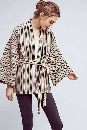 Textured Salma Kimono