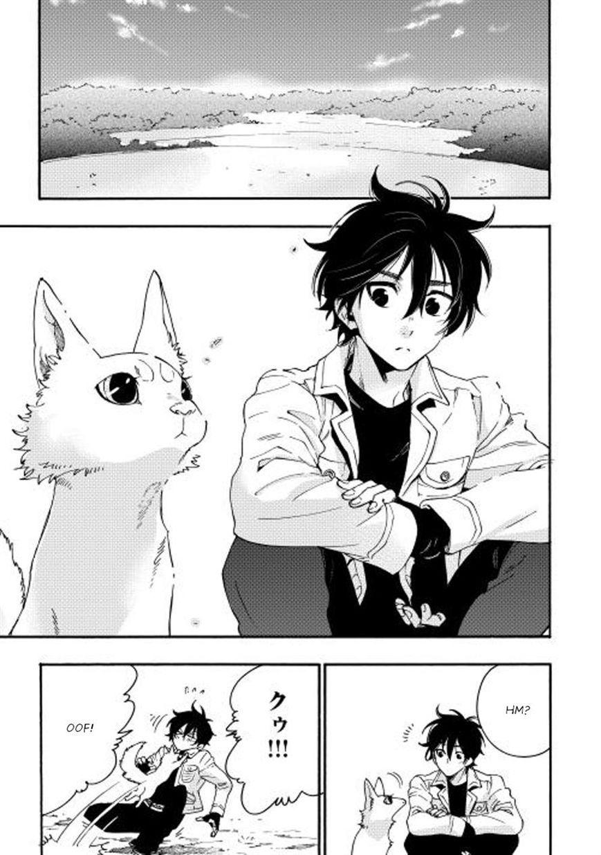 The New Gate Capítulo 9 por Not So Sure Scans Anime