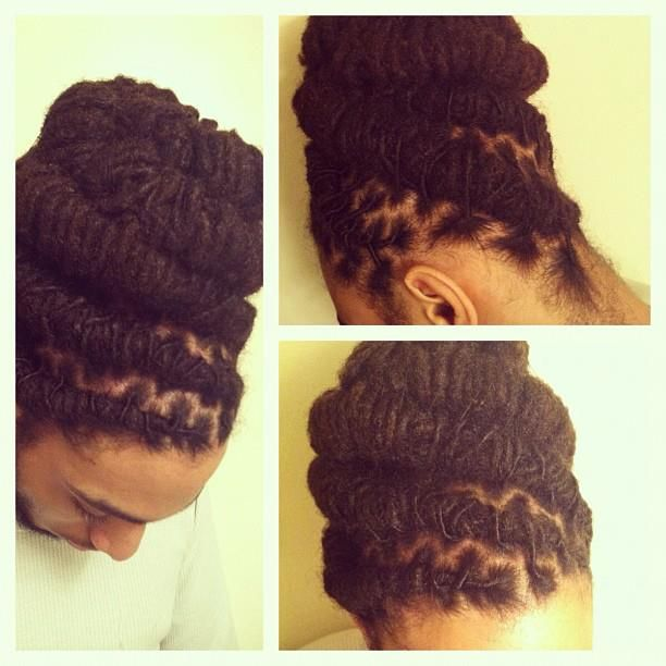 Mainestreamstyle Com Gallery Dreadlock Styles Dread Hairstyles Natural Hair Styles For Black Women