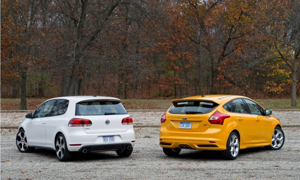 Recent Ford Focus St Vs Gti Ford Focus St Ford Focus New Ford