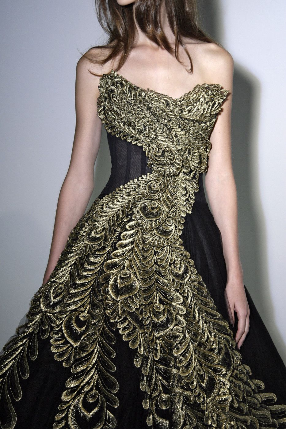 Marchesa Spring 2008 Runway Pictures Marchesa Fashion Weeks And