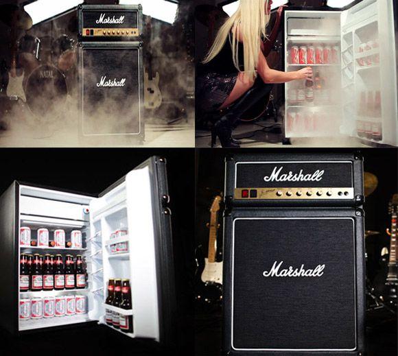 Marshall + Beer!