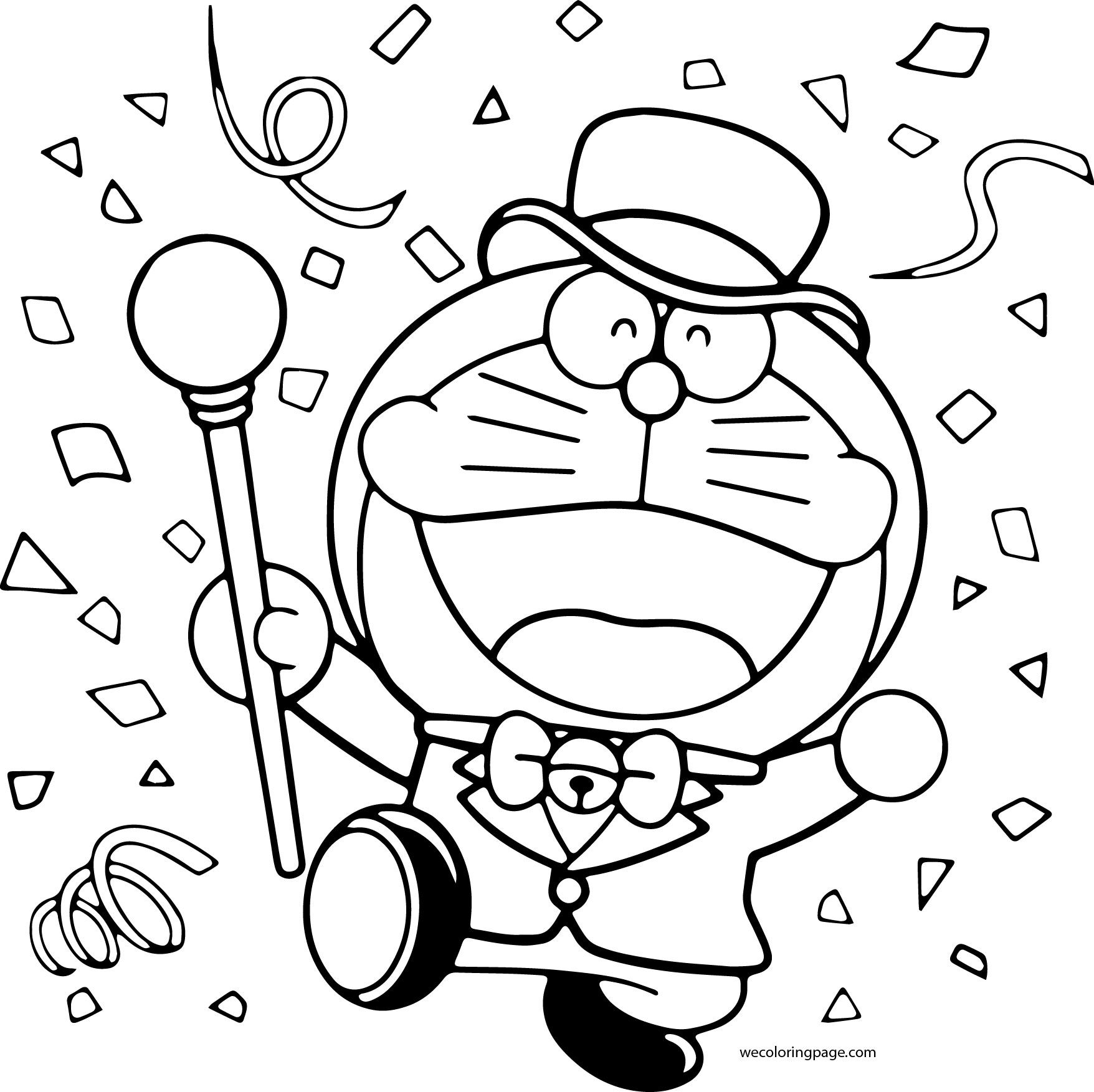 Doraemon Coloring Pages Color Bage Coloring Pages Doraemon Color