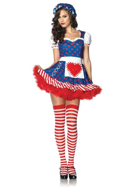 Darling Dollie Rag Doll Costume Costumes 3 Pinterest Costumes