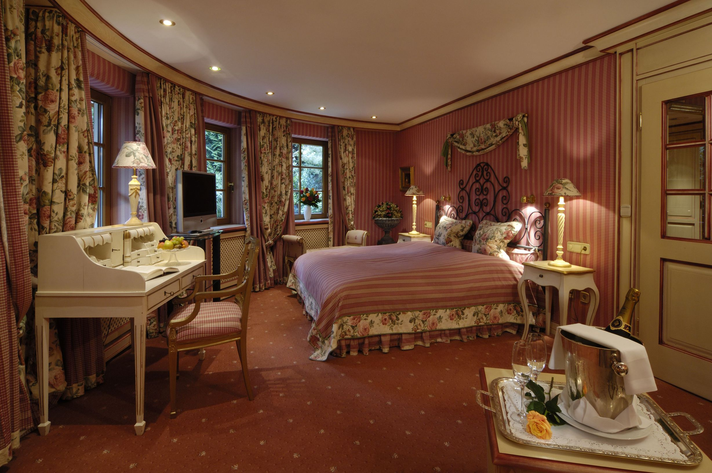 Chambre Country House Bareiss Hotel & Spa hotel suite