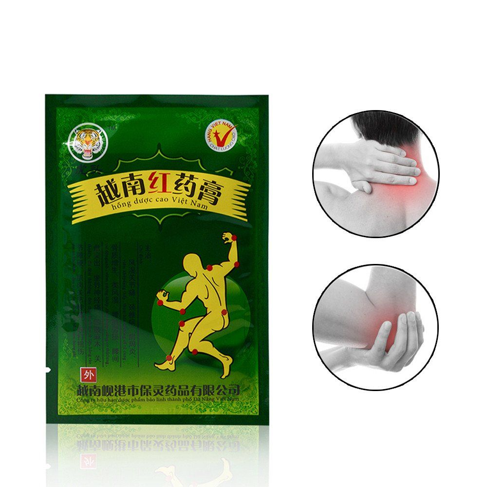 Scrubs & Bodys Treatments Reasonable 8pcs Body Massager Ointment For Joints Relief Pain Patch Medical Anti-stress