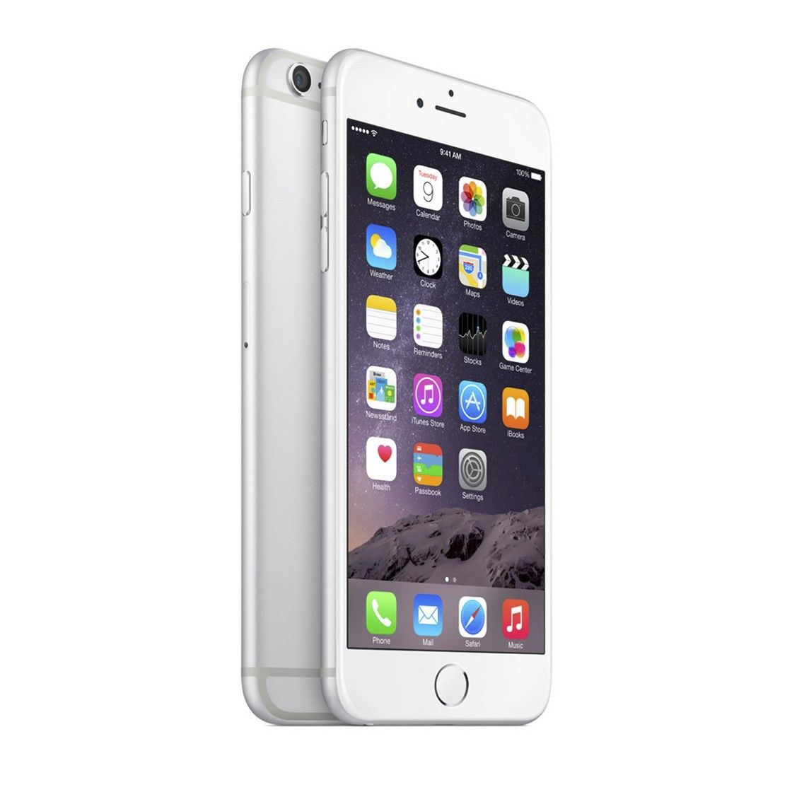 iPhone 6 Plus 128GB Silver Sprint with 2year contract