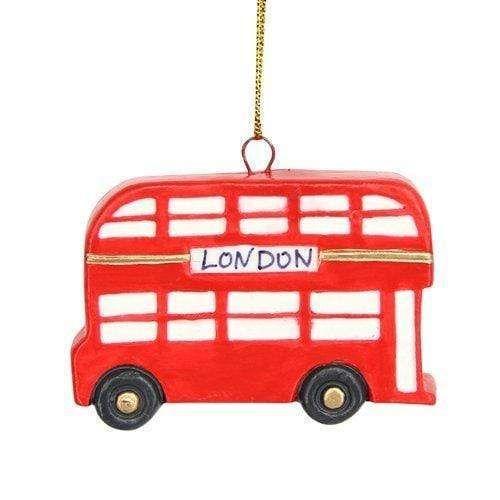 mini bus londonien Décoration Gisela Graham