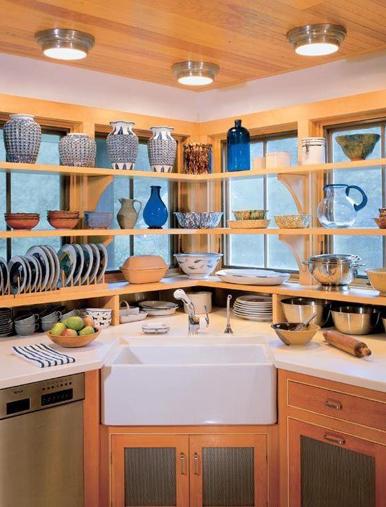 Corner Farm Sink Corner Sink Kitchen Kitchen Sink Design Corner Kitchen Cabinet