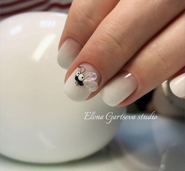 Funny Nail Art Design Manicure Pinterest Manicure