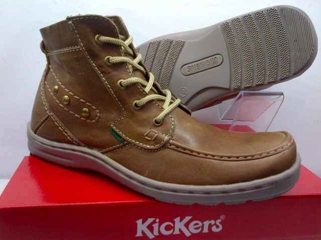 Sepatu Pria Boot Kickers Code 2cl133 300 000 Made In France